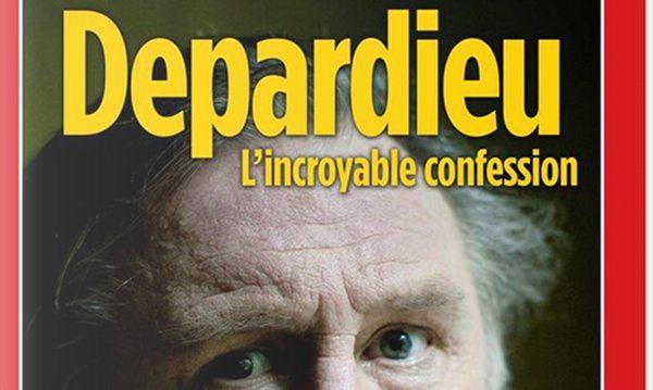 Gérard Depardieu, plus français que jamais