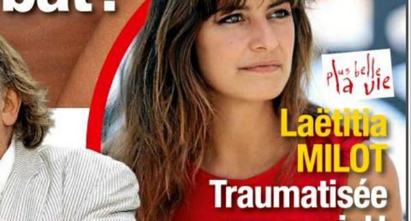 Laetitia Milot traumatisée par un viol