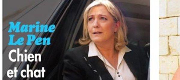 Marine Le Pen, sa chatte bengalaise tué par un doberman