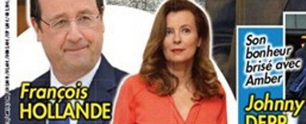 Valérie Trierweiler protégée contre Nicolas Bedos