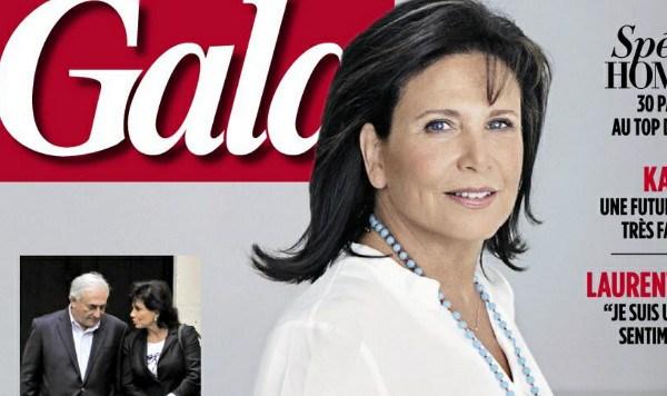 Anne Sinclair dénonce le traitement de l'affaire Nabilla