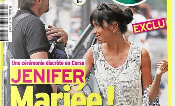 Jenifer et Thierry Neuvic, leur mariage confirmé par Public