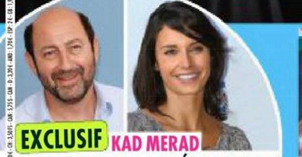 Julia Vignali, Kad Merad rêve de douche avec les hommes