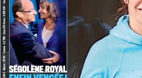Ségolène Royal, une pique contre Valérie Trierweiler