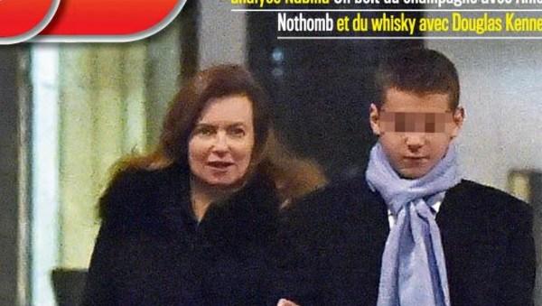 Bernard montiel ne critiquera pas brigitte et emmanuel macron - Bernard montiel et sa compagne ...