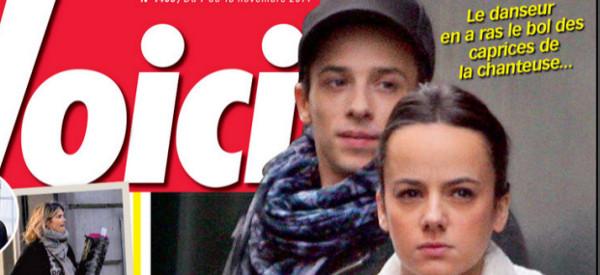 Alizée et Grégoire Lyonnet, un bisou pour en finir avec les rumeurs
