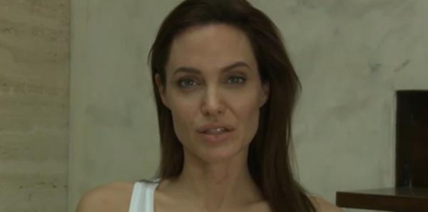 Angelina Jolie au repos forcé à cause de la varicelle