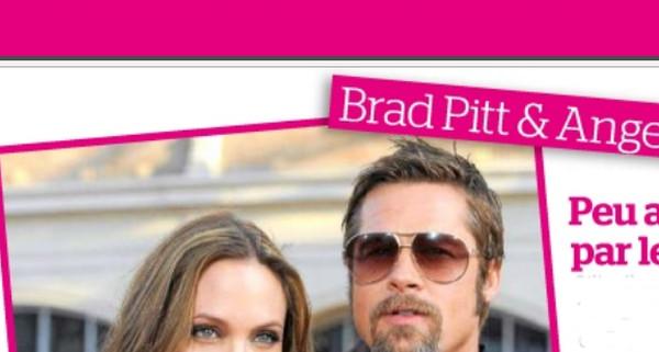 Angelina Jolie et Brad Pitt, peu appréciés dans le Var