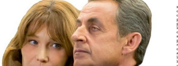 Carla Bruni- Nicolas Sarkozy évité chez Michel Drucker