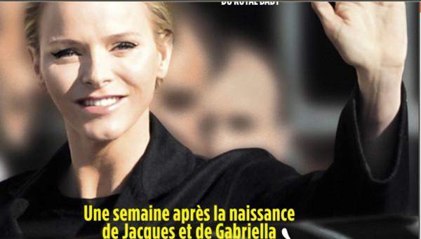Charlène de Monaco heureuse, soulagée, fière et très excitée
