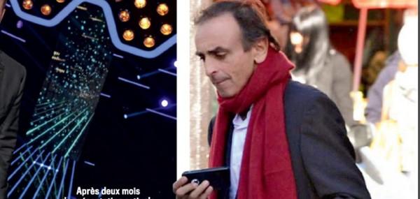 Eric Zemmour a pris la grosse tête selon Laurent Ruquier