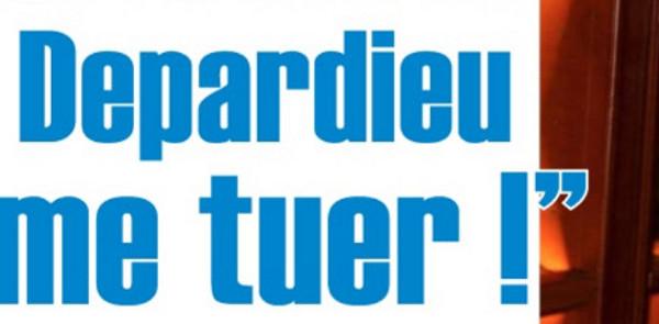 Gérard Depardieu a tué et mangé deux lions