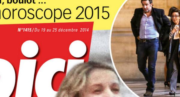 Jean Dujardin, un peu de relâchement avec Nathalie Péchalat