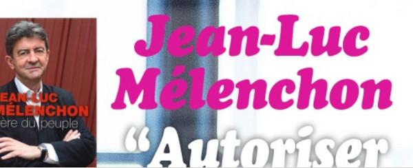 Jean-Luc Mélenchon, la célébrité est insupportable