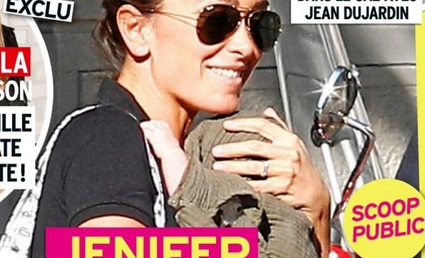 Jenifer, le travail et sa vie avec Thierry Neuvic, elle gère à la perfection