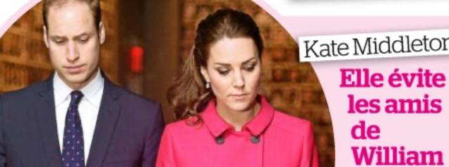 Kate Middleton humilie Isabella Calthorpe, l'ex de william