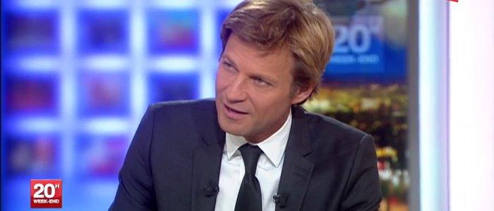 Laurent Delahousse est plébiscité par les français