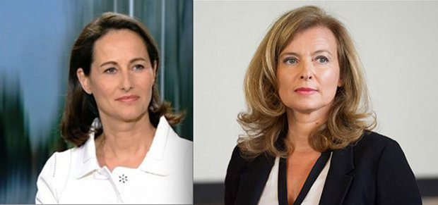 Ségolène Royal évite Valérie Trierweiler