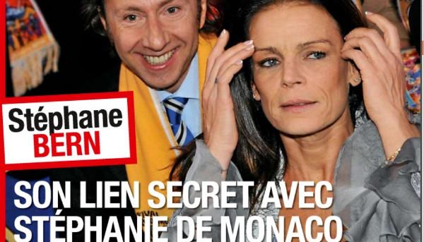 Stéphane Bern, un lien secret avec Stéphanie de Monaco