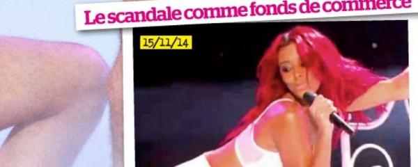 Stéphane Rousseau complice avec Shy'm à l'élection Miss France