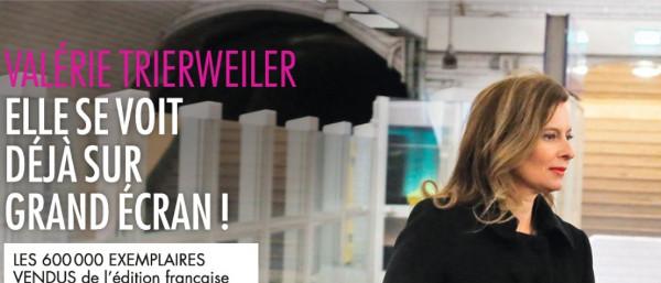 Valérie Trierweiler, bientôt sur grand écran