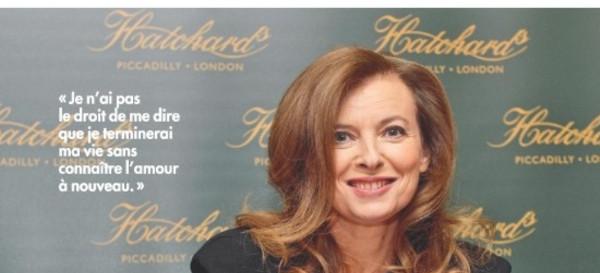 Valérie Trierweiler, prête à connaître l'amour