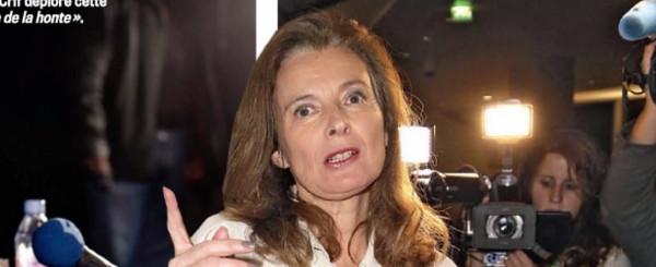 Valérie Trierweiler, un livre, c'est limite, selon Jean-Luc Mélenchon