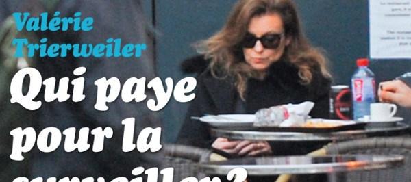 Valérie Trierweiler, un soutien sans faille d'Isabelle Adjani