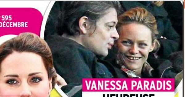Vanessa Paradis et Benjamin Biolay, amoureux comme des collégiens
