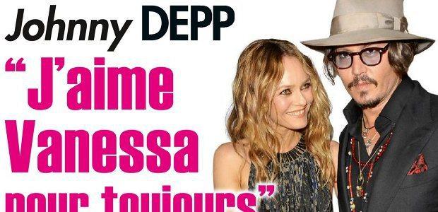Vanessa Paradis et Johnny Depp, leur collaboration avortée
