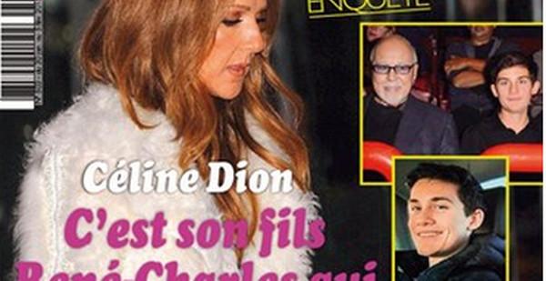 Céline Dion tient le coup grâce à son fils René Charles