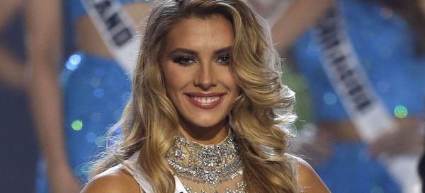 Camille Cerf (Miss France) dénonce la chirurgie esthétique dans Miss Univers