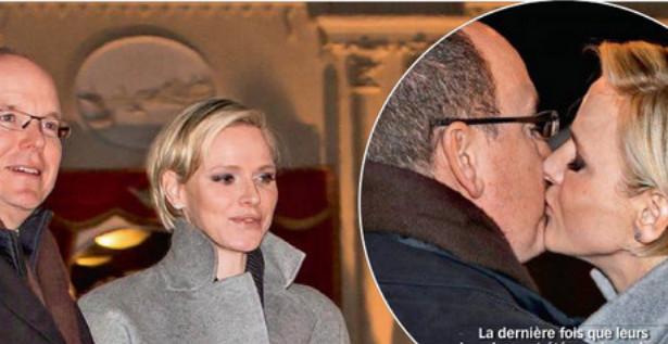 Charlène de Monaco et Albert, à la limite du X selon Voici