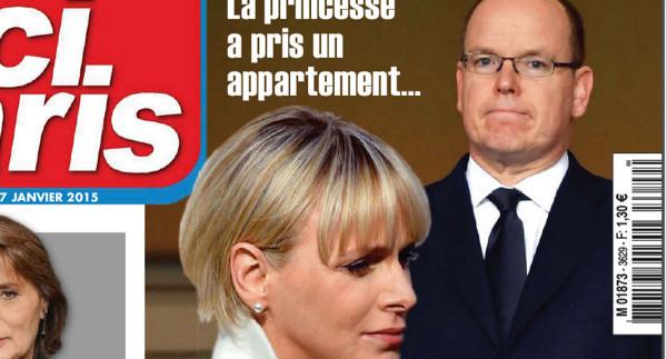 Charlène de Monaco partie avec ses jumeaux selon Ici Paris