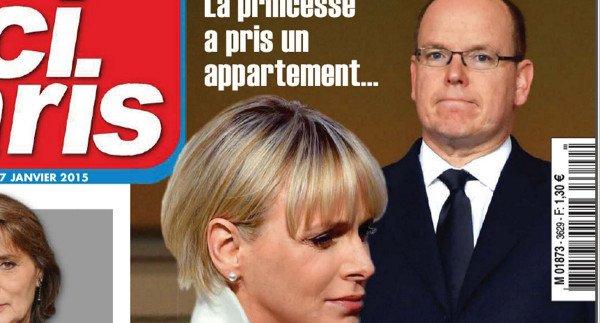 Charlène de Monaco, que d'angoisse après son déménagement