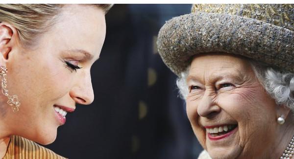 Charlène de Monaco une cousine d'Elizabeth II