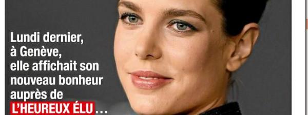 Charlotte Casiraghi, des fiançailles surprises selon France Dimanche