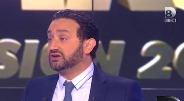 Cyril Hanouna vexé par Alexandre Pesle, animateur des Gérard de la télévision