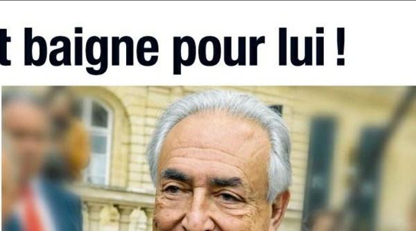 DSK - Frédéric Beigbeder fait un parallèle avec l'Etat Islamique