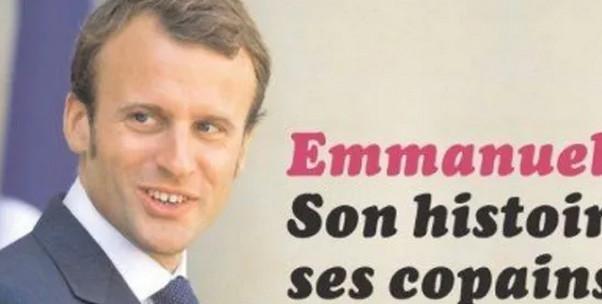 Emmanuel Macron, sa carrière de comédien contrariée par la politique