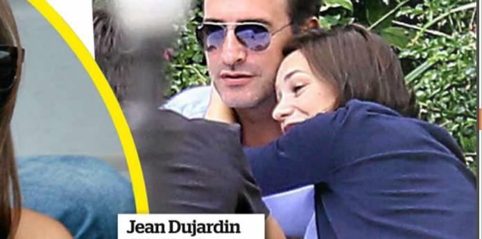 Jean Dujardin et de Nathalie Péchalat, «les différences» compliquent leur relation