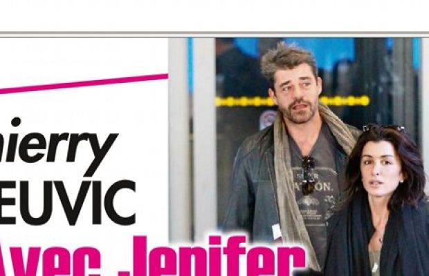 Jenifer, avec Thierry Neuvic, c'est rock'n'roll