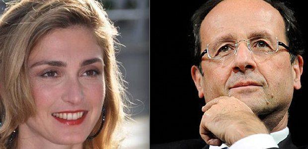 Julie Gayet- François Hollande, un vrai magicien