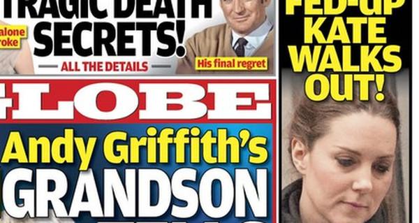 Kate Middleton au bord du pétage de câble selon Globe