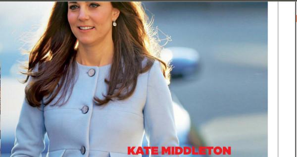 Kate Middleton enceinte d'une fille, ça se confirme