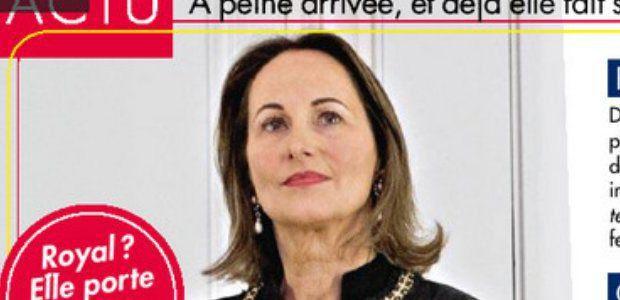 Ségolène Royal «une part» de François Hollande selon Manuel Valls