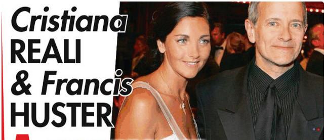 Francis Huster, sa bouleversante confession sur sa séparation avec Cristiana Reali