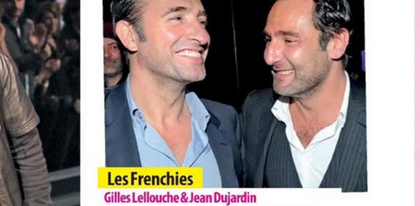 Gilles Lellouche porté par le talent de Jean Dujardin