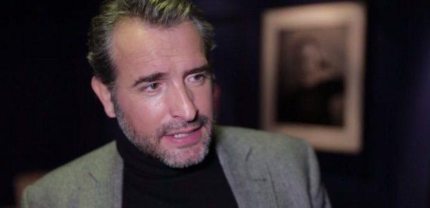 Jean dujardin en mode viril pour nathalie p chalat for Dujardin inde