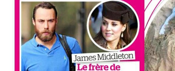 Kate Middleton, sa notoriété agace son frère James
